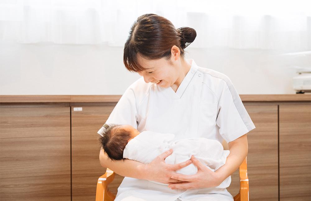 当院で出産をご希望の妊婦さんへ