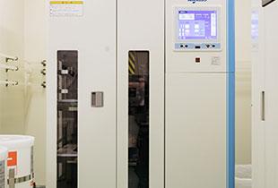 全自動溶解装置 DAD-50NX